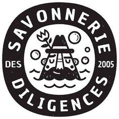 La Savonnerie des Diligences Deodorant, Latte, Eucalyptus, Character, Online Shopping, Logo, Products, Organic Soap, Make Soap