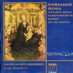 Prezzi e Sconti: #Vernans rosa edito da Sipario dischi  ad Euro 17.01 in #Cd audio #Opera e musica sacra