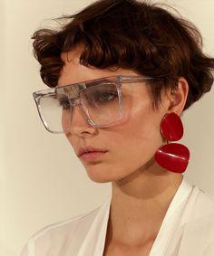 Outfit, collage, top, sunglasses, black sunglasses, celine, gucci, lespecs, acne, oracle,fox