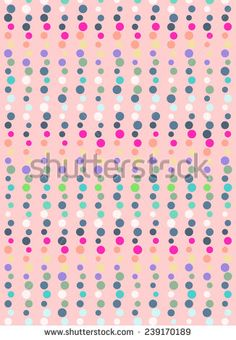 abstract circles background pattern