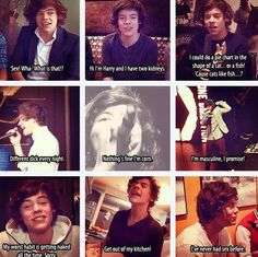 ladies and gents, meet the one and only, harry styles♥