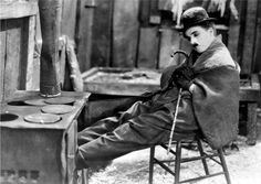 Chaplin's The Gold Rush