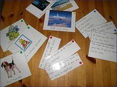 COM ESCRIURE UN CONTE. Del fantàstic blog de Mònica Badia, via CEIP Margalida Florit de Ciutadella. Minireceptes: lectura a tot arreu » Arxiu del bloc » Escrivim un conte?