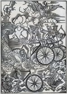 #bike #fixie #illustration