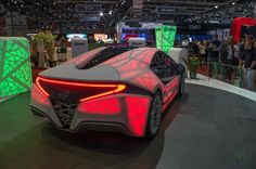 Noch so ein komisches Concept Car :) futuristisch nicht? Vehicles, Car, Autos, Living Room, Geneva, Automobile, Rolling Stock, Vehicle, Cars