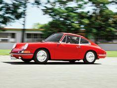 1962–64 Porsche 901 Coupe Prototype (901)