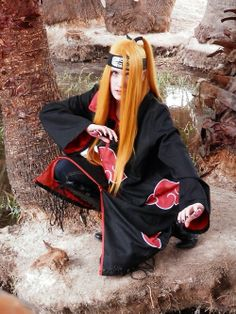 Deidara from Naruto #naruto #anime #cosplay
