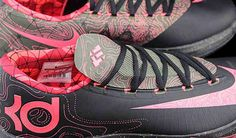 Nike KD6 exclusive colorway