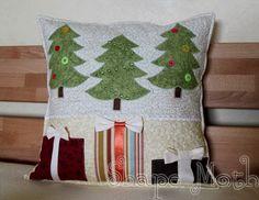Gorgeous Handmade Christmas Pillow Inspirations_32
