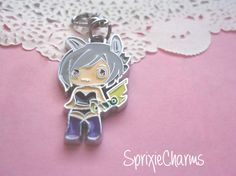 League of Legends - RIVEN | Custom Variations - Lanyard Strap/Cell Phone Plug/Lobster Clasp
