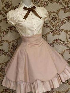 Amo este tipo de ropa *^*