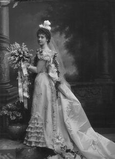 Miss Marjery Waterlow, 1898