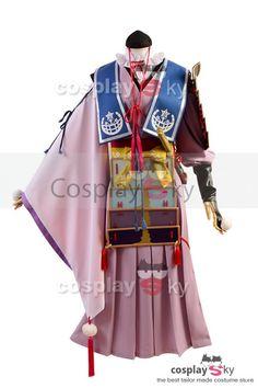 Touken Ranbu Imanotsurugi Uniform Outfit Cosplay Costume