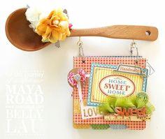 Sweet Home Recipe Album - Maya Road - Belly Lau