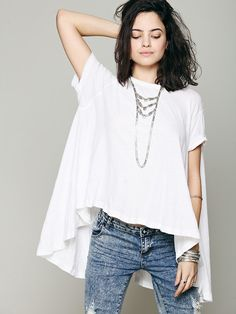 Free People We The Free Circle In The Sand Tee, $78.00