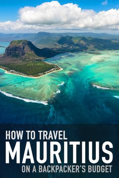 Mauritius might be known as an expensive destination, but after traveling there, I can say for sure that it can be done with a backpacker's budget.