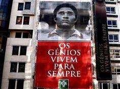 :.: Eusébio no Panteão Nacional - Benfica - Jornal Record :.: