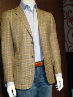 JH Classic Sport coat with AG Jeans all available....