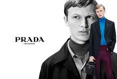 Prada Spring 2019 Ad Campaign | Tom + Lorenzo