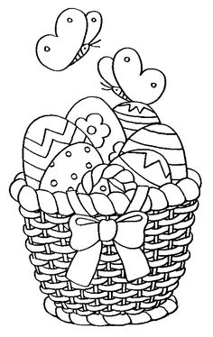 Malvorlagen Archives - Page 301 of 637 - Pins Easter Coloring Sheets, Egg Coloring Page, Spring Coloring Pages, Easter Colouring, Coloring Book Pages, Coloring Pages For Kids, Easter Projects, Easter Crafts, Easter Party