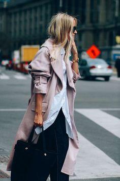 15 Outfits Que Harán Que Quieras Usar Rosado Este Otoño | Cut & Paste – Blog de Moda