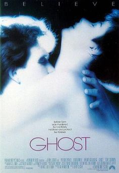 """""""Ghost"""" with Patrick Swayze, Demi Moore, Whoopi Goldberg and Tony Goldwyn. 17 awards including an Academy Award for Best Actress in a Supporting Role: Whoopi Goldberg. Tony Goldwyn, Film Movie, See Movie, Epic Movie, Titanic Movie, Movie Songs, Movie List, Ghost Movies, Old Movies"""