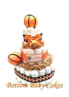 Basketball Theme Baby Shower
