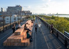 Third and final stretch of New York's High Line /Diller Scofidio + Renfro