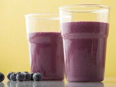Repinned: Blueberry Blast Smoothie
