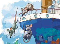 Blog do rato - Associação Brasileira de Franchising: ORIGEM DOS RATOS