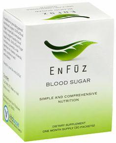 Enfuz Blood Sugar $49.95 http://www.vitabase.com/supplements/vitamins-minerals/multivitamins/enfuz-bloodsugar.aspx