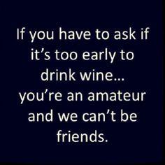 SIEMPRE es tiempo de beber!