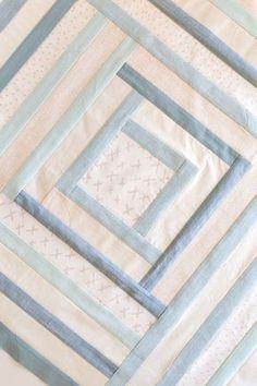 Modern Baby Quilt Pattern