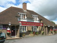 The Bersted Tavern (later the Rising Sun), North Bersted. Now a Tesco Express.