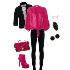 pinking, created by ceyda-hakdiyen on Polyvore