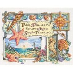 Dimensions Simple Treasures Cross Stitch Kit - Overstock™ Shopping - Big Discounts on Dimensions Cross Stitch Kits
