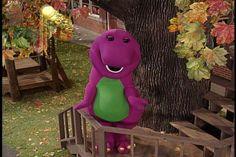 Barney Costume, Barney The Dinosaurs, Barney & Friends, Dinosaur Funny, Tv Land, Best Waifu, Disney Cartoons, Elmo, Great Friends