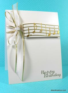 185 best music cards images on pinterest in 2018 diy cards challenges be fitting a musical card m4hsunfo