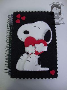 Esse caderno fiz para a minha princesinha Stephany dar de presente   para a Profe. Carina (Inglês), que segundo ela...é apaixonada pelo SN...