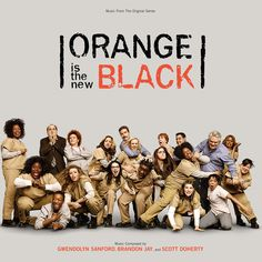 Orange Is The New Black: Original Television Soundtrack (Colored Vinyl) Vinyl LP (Record Store Day)