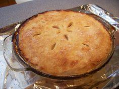 Ramblings of a Happy Homemaker: Zucchini Pie - You'll Never Believe It's Not Apple!