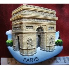 Paris Arc de Triomphe Arch Champs High Quality Resin 3D fridge Refrigerator Thai Magnet Hand Made Craft        . Free Shipping Check Price >> http://www.amazon.com/Triomphe-Refrigerator-Thai-Magnet-Craft/dp/B009ZW8STO