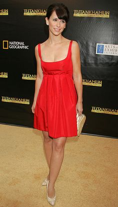 Jennifer Love Hewitt (Photo by Jeffrey Mayer/WireImage) Cute Dress Outfits, Sexy Outfits, Tight Dresses, Sexy Dresses, Jennifer Love Hewitt Bikini, Beautiful Women Over 40, Gamine Style, Tutankhamun, Jennifer Connelly