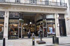 Here I have picked some of my favorite gentlemen shops in St. Gentleman Shop, Saint James, Arcade, Street View, London, Shops, Style, Swag, Santiago