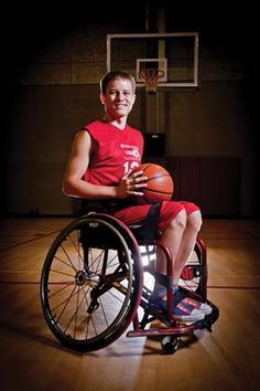 Logan Shaw's standout playing for the Tulsa Jammers junior wheelchair basketball team helped him earn a spot on the University of Texas at Arlington's Movin' Mavs wheelchair basketball team.