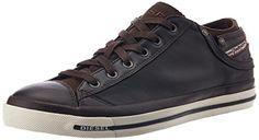 Diesel EXPOSURE LOW I Y00321 PR052 T2186 scarpa braun - http://on-line-kaufen.de/diesel/braun-diesel-shoes-diesel-exposure-low-shoes-3
