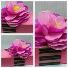 Flores y decoración #Scrap
