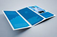 Futuristic Flyer Bundle by The Mikinger, via Behance