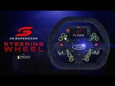 Review volant V8 Supercars de POLOLO INSTRUMENTS par FLOEB