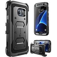 Samsung galaxy s7 case built in screen protector heavy duty protection